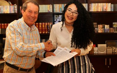 Graça Music assina contrato com Catarina Santos