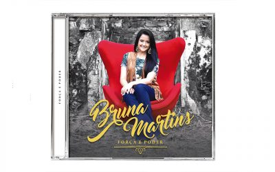 Novo CD da Bruna Martins já chegou da fábrica