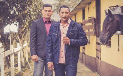 Rick e Renan na estrada