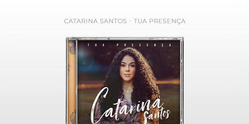Definidos o nome e a capa do CD de Catarina Santos