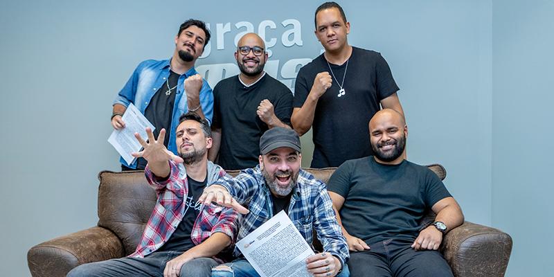 No Dia do Rock, Graça Music anuncia a banda Fort Enna