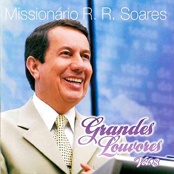 Grandes louvores vol. 8 – R. R. Soares