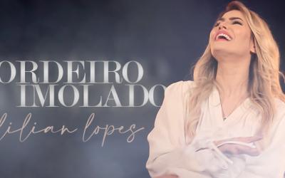 "Graça Music lança nesta sexta-feira o lyric vídeo ""Cordeiro imolado"", de Lilian Lopes"