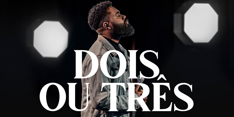 """Matheus Duque une pop, black e eletrônico no single e clipe """"Dois ou três"""""""