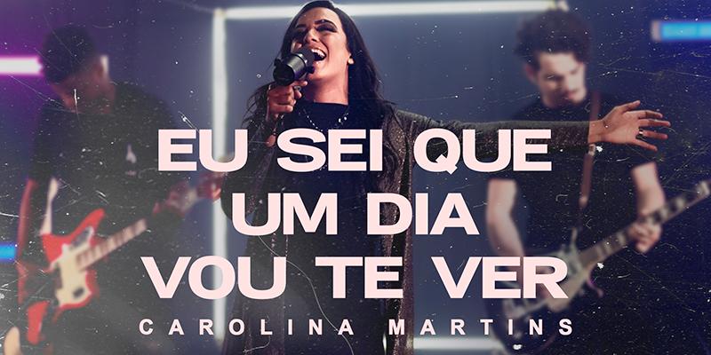 Graça Music lança mais uma novidade no mercado: Carolina Martins