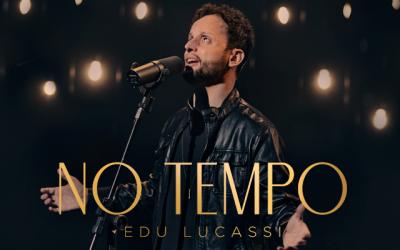 """Edu Lucassi repete parceria com Jonatas Fonseca no single """"No tempo"""""""