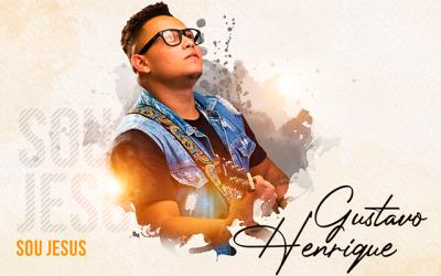 """""""Sou Jesus"""" é o segundo single de Gustavo Henrique pela Graça Music"""