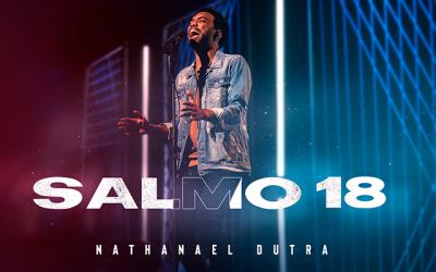 """TikToker cristão Nathanael Dutra estreia na Graça Music com """"Salmo 18"""""""
